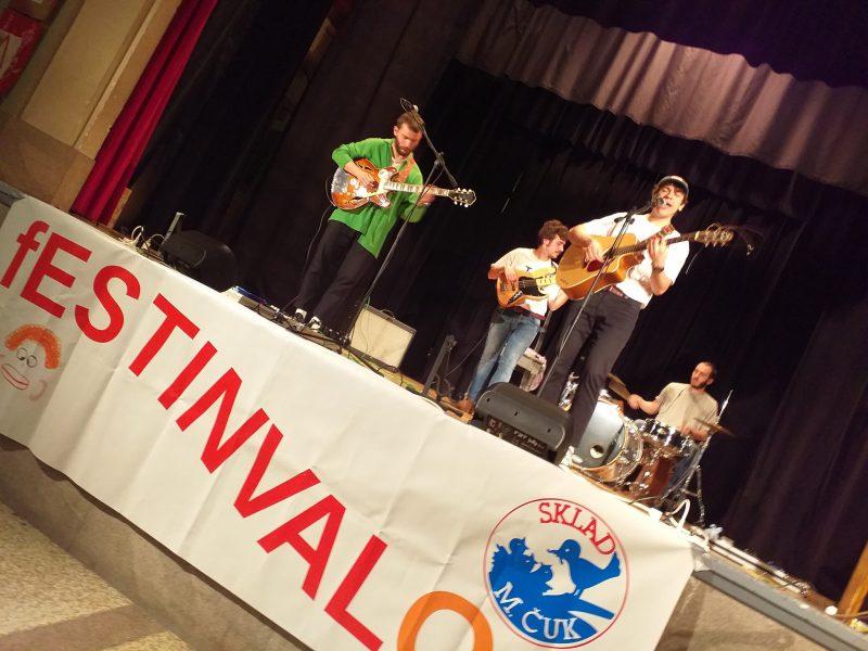 Festival Associazione Sklad Mitja  Čuk