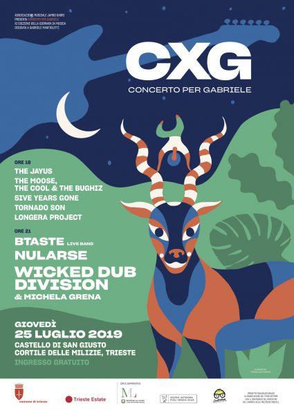 CXG: Concerto per Gabriele - XI edizione