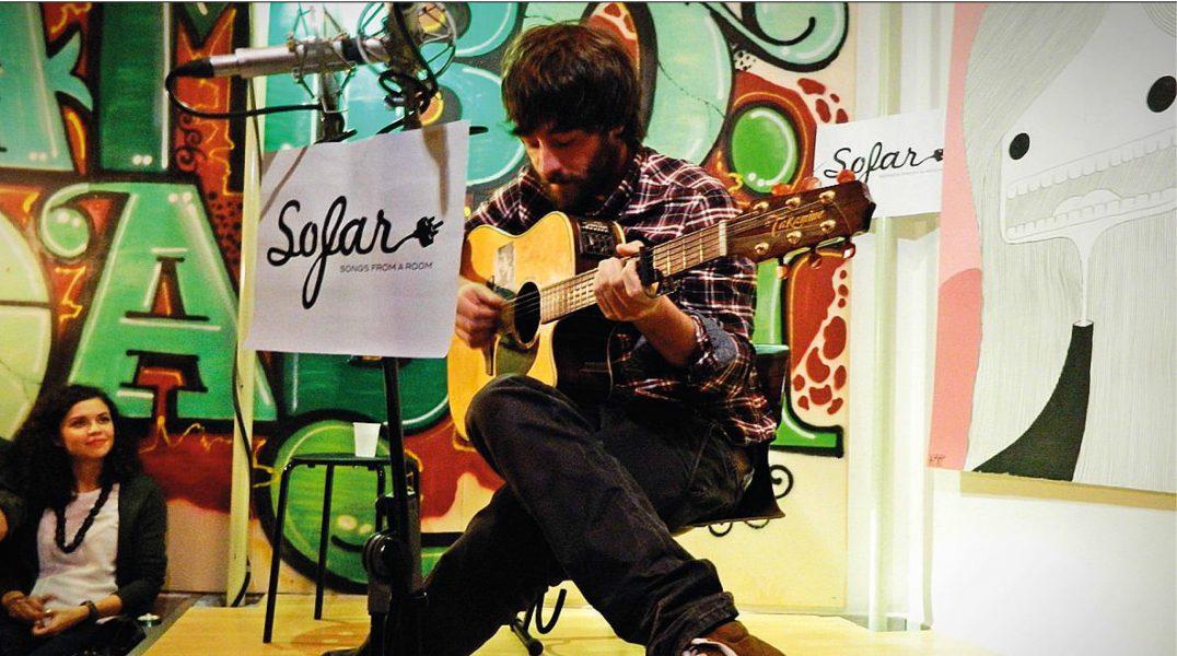 5 anni di Sofar Sounds a Trieste